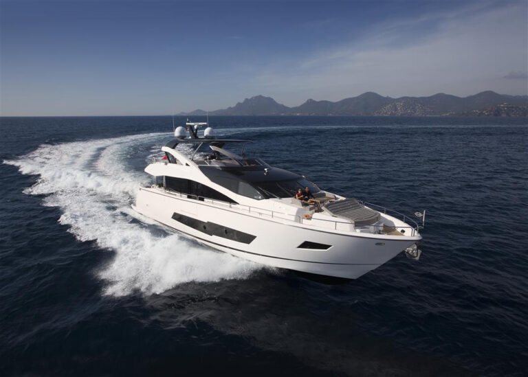 Sunseeker Thailand is excited to receive what is probably the highest specified Yacht 86.