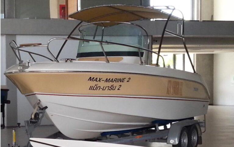 """Sessa Marine Key Lago 22 """"Max Marine"""""""