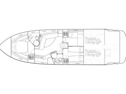 Sunseeker Portofino 53 - Rawin III